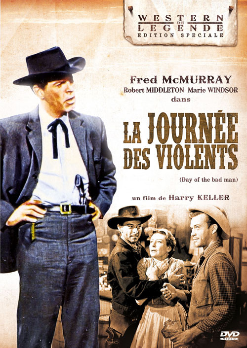 "472-LA JOURNEE DES VIOLENTS ""de Harry Keller 1958 USA"