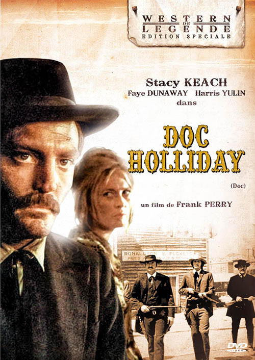 516-DOC « Doc Holliday » de Frank Perry
