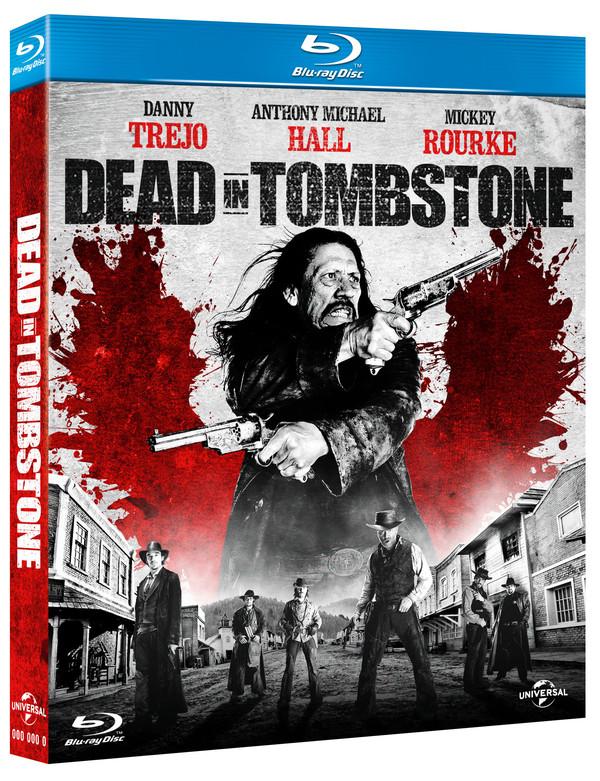 543-DEAD IN TOMBSTONE de Roel Reiné USA 2013