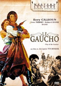 446-LE GAUCHO de  Jacques Tourneur USA 1952