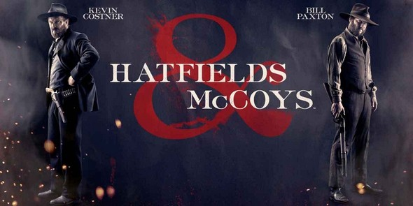 528— HATFIELD et McCOYS de Kevin Connors 2012 USA