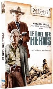 542-LE DUEL DES HEROS  de S.Hilliard Stern 1984 USA