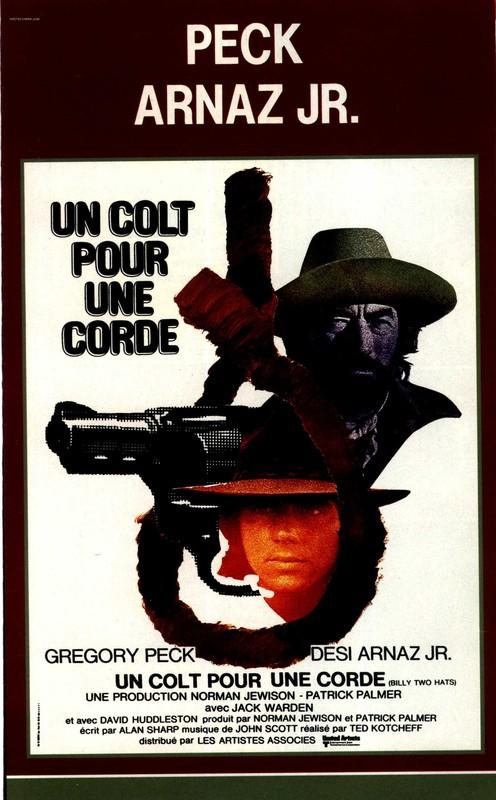 496- UN COLT POUR UNE CORDE de Ted Kotcheff 1974