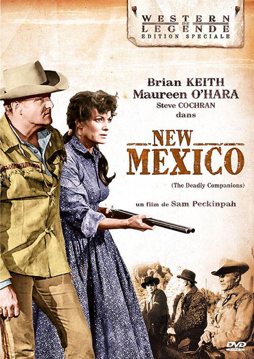 NEW MEXICO « The Deadly Companions »1961 de Sam PECKINPAH US