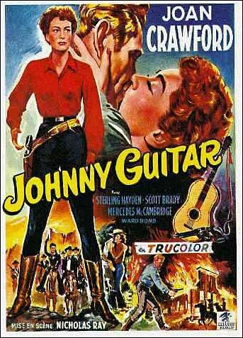 200 WESTERNS :190 JOHNNY  GUITAR de Nicholas RAY  1954 USA