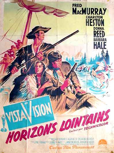 horizons lointains 1955